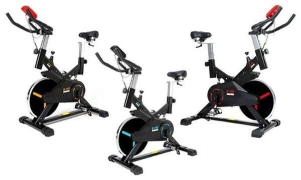 Save 45% - Ironman Racer Exercise Bike With Free Delivery