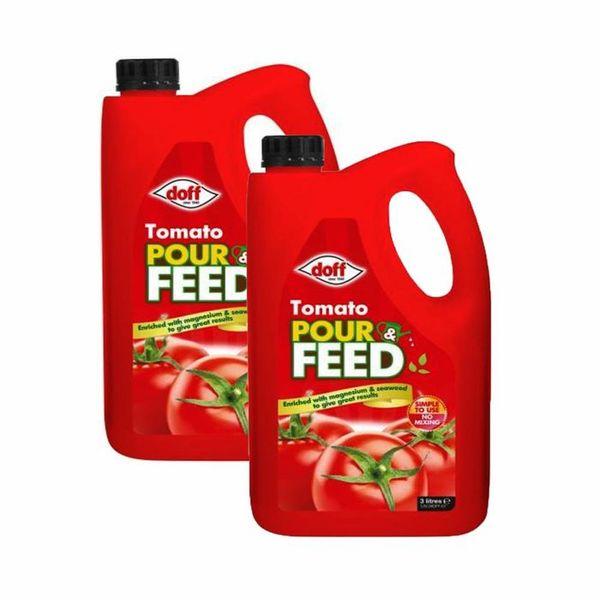 Save 40% - Doff Tomato Pour & Feed (2x)