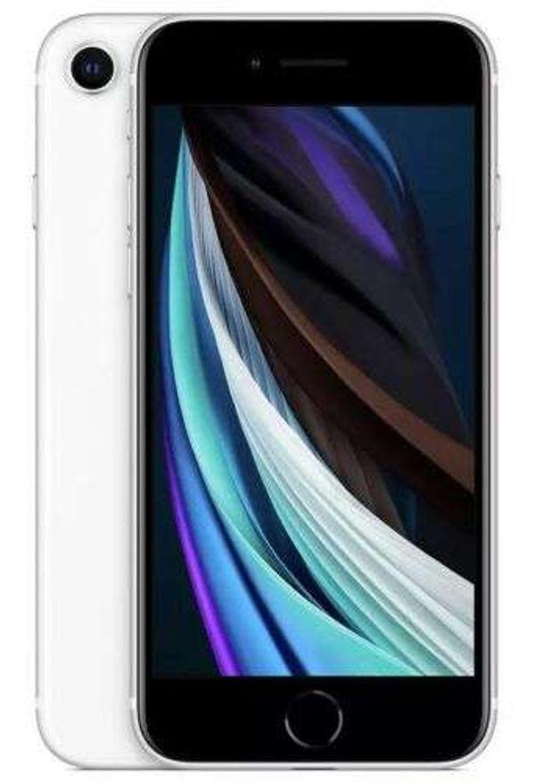 Save £41.20 - Apple iPhone SE 2nd Gen 4G 4.7'' Smartphone 64GB Dual-SIM Unlocked - *White* B