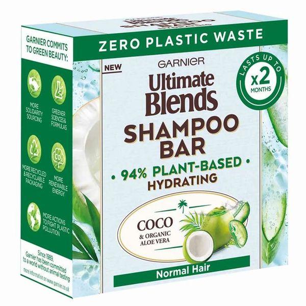 Ultimate Blends Shampoo Bar Coconut