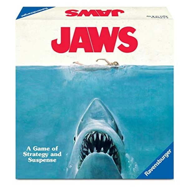 Save 20% - Ravensburger Jaws Strategy Board Game for Adults and Kids Age 12 and Years Up