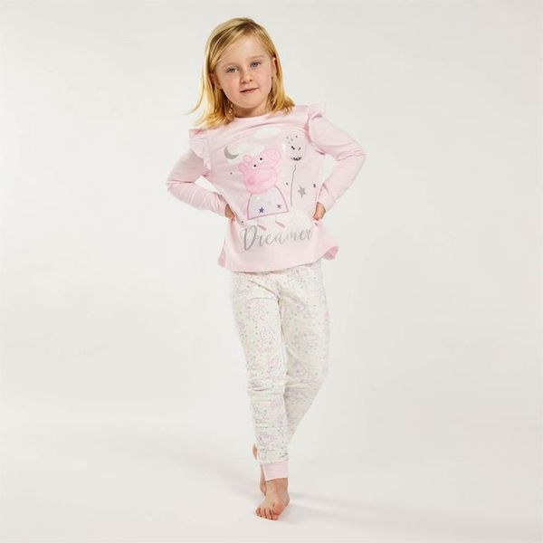 Save 56% - Peppa Pig Dreamer Long Pyjamas