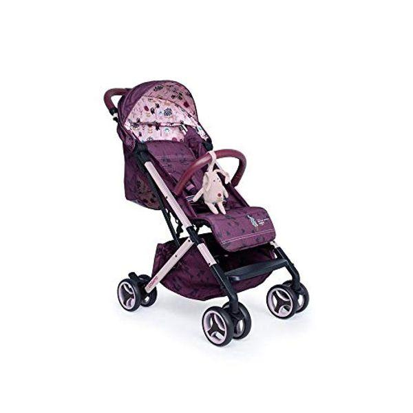 Save 36% - Cosatto Woosh XL Pushchair – Compact Stroller From Birth To 25kg, Lightweight, Easy Fold (Fairy Garden)