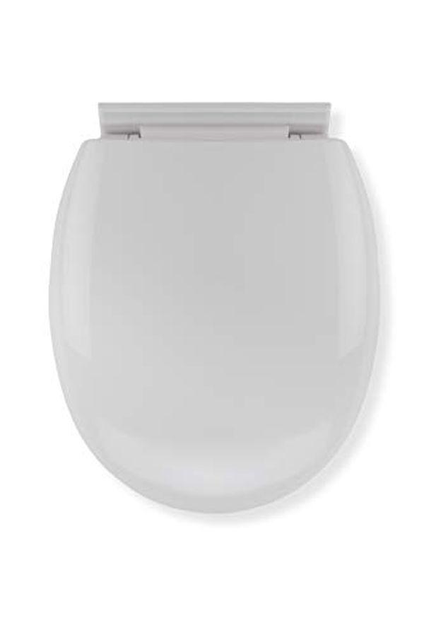 Croydex WL400022H Anti-Bacterial Toilet Seat