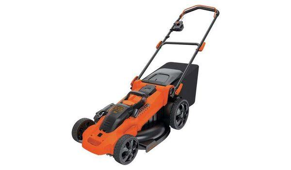 Black + Decker Cordless Lawnmower 36V - £265.99 (+£3.95 Delivery) @ Argos