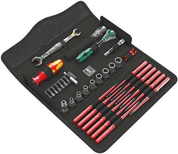 Wera 135926 Kraftform Kompakt W1 Maintenance Kit