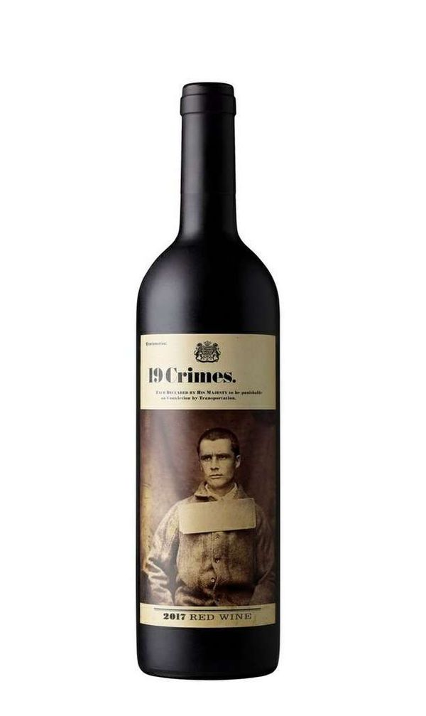 19 Crimes Red Wine £2 for £12