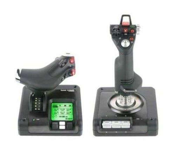 SAITEK X52 Pro Flight Control System - Currys