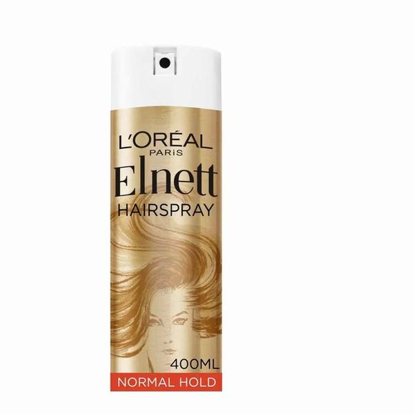 L'Oréal Paris Elnett Normal Strength Hairspray 400ml