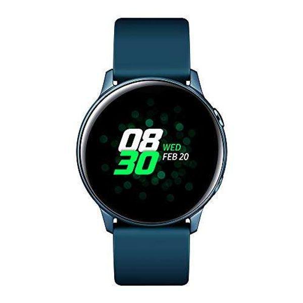 HALF PRICE! Samsung Galaxy Watch Active 40 mm Green [Amazon Exclusive] (UK Version)