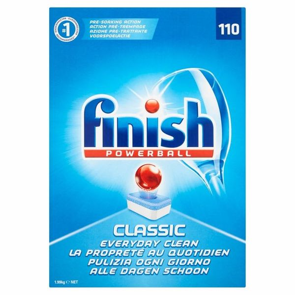 Save 59% - Finish Powerball Classic (Box of 110 Tablets)