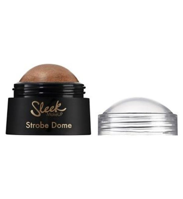 Sleek MakeUP Bronze Strobing Dome