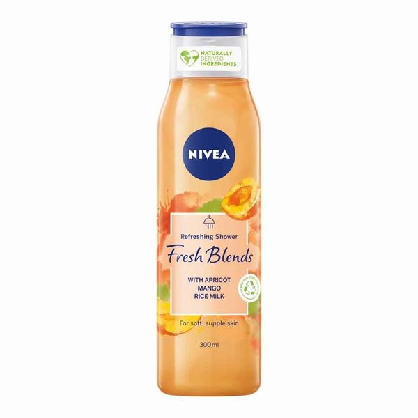 Nivea Fresh Blends Apricot 300ml