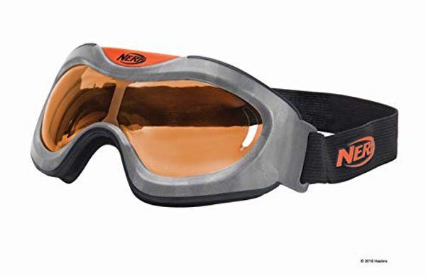 Nerf Elite Battle Glasses Orange11559 Glasses with Adjustable Straps in Stylish Nerf Elite Design for Action Fun