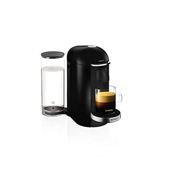 Save 55% - NESPRESSO by Krups Vertuo Plus Deluxe XN900840 Coffee Machine - Black