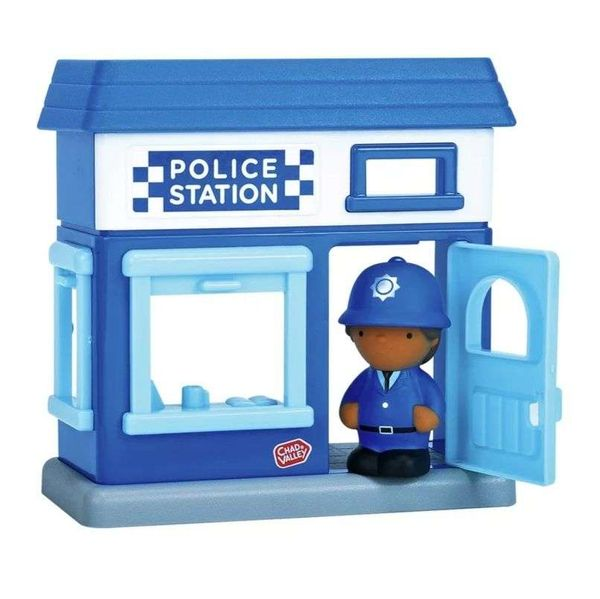 Tots Town Police Station £3 + £3.95 del at Argos