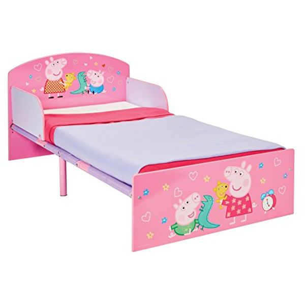 Save £3.06 - Peppa Pig Kids Toddler Bed by HelloHome