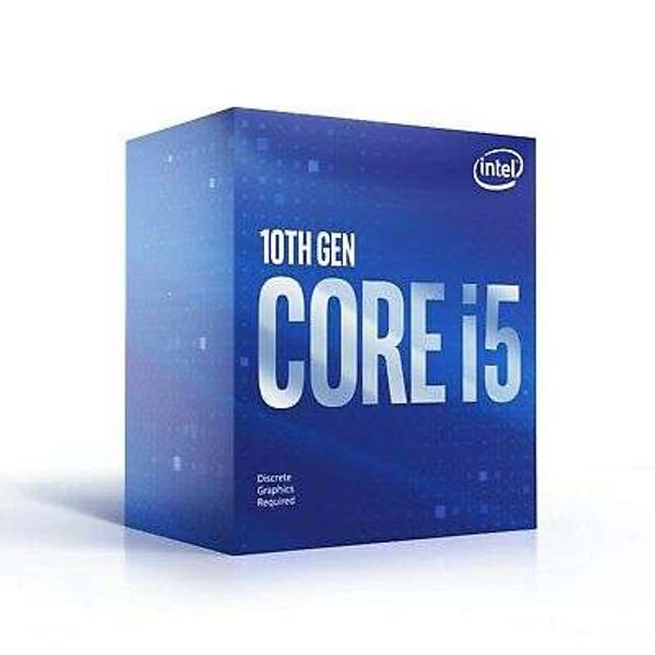 Intel Core i5 10400F 2.9GHz Hexa Core LGA1200 CPU
