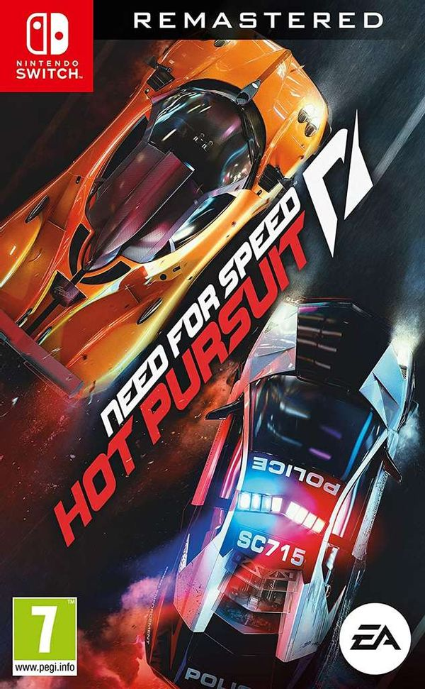 Need For Speed: Hot Pursuit Remastered (Nintendo Switch) - £17.99 (delivery £3.95) @ Argos
