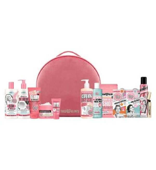 Soap & Glory All You Can Treat Christmas Gift Set