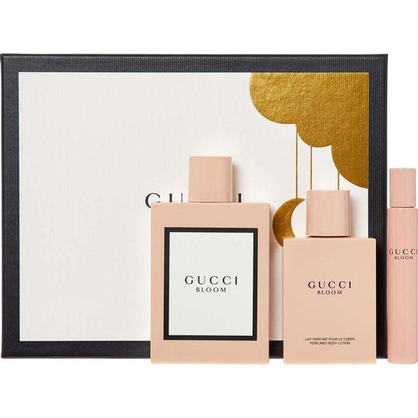 GUCCI Three Piece Bloom Eau De Parfum Gift Set 100ml £69.99 (£3.99 delivery / Free overr £75) @ TK maxx