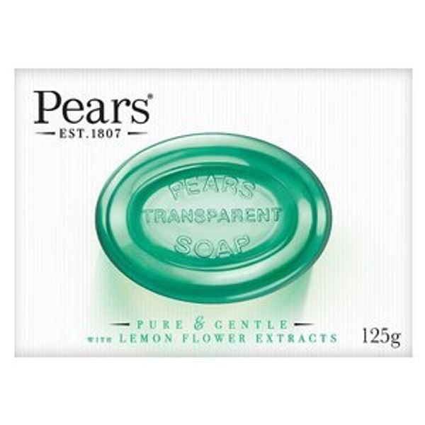 Pears Oil Clear Bar Soap View All Pears
