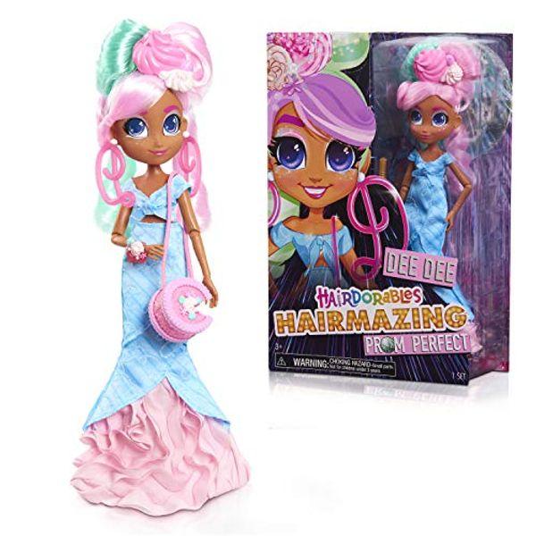 Save 28% - JP Hairdorables HAG01600 Hairdorables Hairmazing Fashion Doll Series 2-Deedee