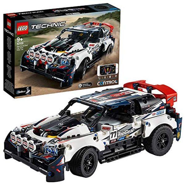 HALF PRICE! LEGO42109TechnicCONTROL+App-ControlledTopGearRallyCarRCRacingCars