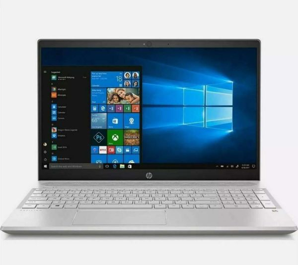 "HP Pavilion 15-cw1507sa 15.6"" AMD Ryzen 5 Laptop - 256 GB SSD,"