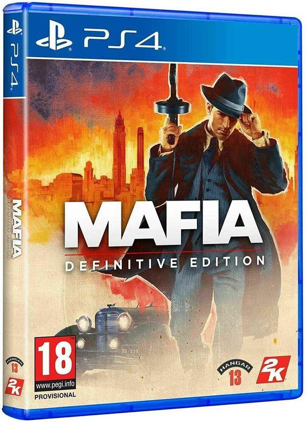 Save £1.00 - Mafia: Definitive Edition (PS4)