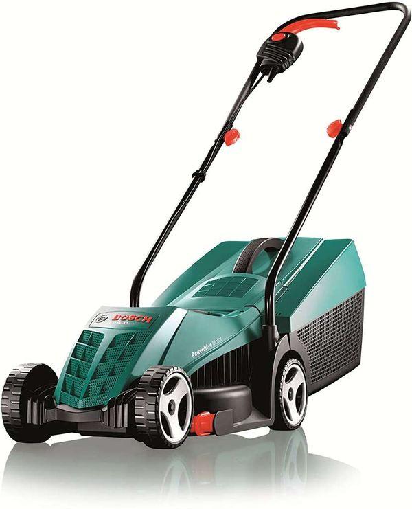 Bosch Rotak 32-12 32cm Corded Rotary Lawnmower (1200W) + 3 year guarantee - £70 @ Argos (free collection)
