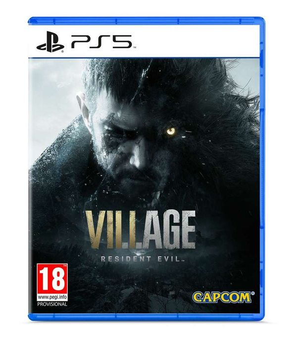 Resident Evil Village: Limited Ed Lenticular Sleeve (PS5) Pre Order Out 7th May