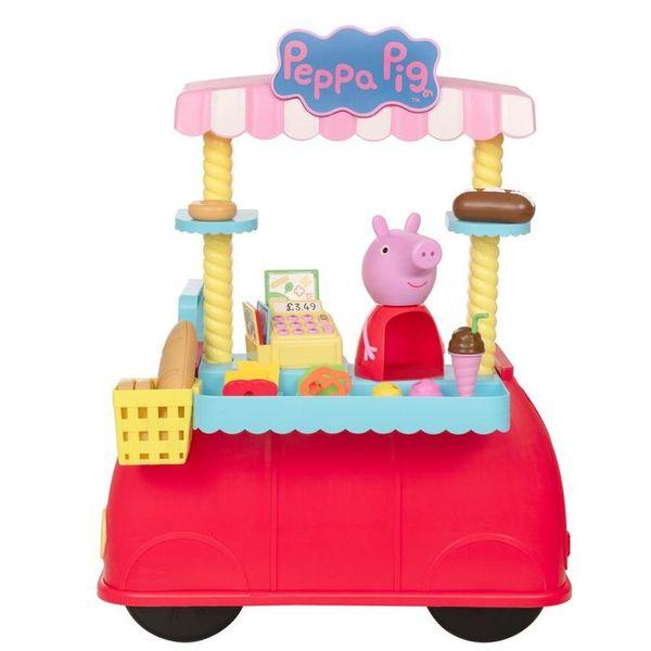 Save 30% - Peppa Pig Deli Car