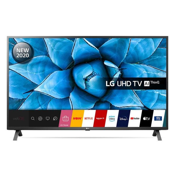 Save £67.05 - LG 55UN73006LA 55 4K Ultra HD Smart TV with webOS