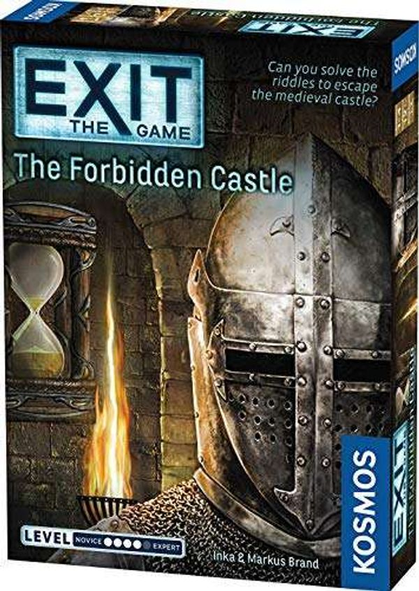 Save 39% - Thames and Kosmos 692872 EXIT - The Game | The Forbidden Castle | Level: Advanced | Unique Escape Room Game, 1-4 Players | Ages 10+ |