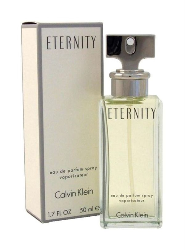 Save 40% - Calvin Klein Eternity 50ml EDP