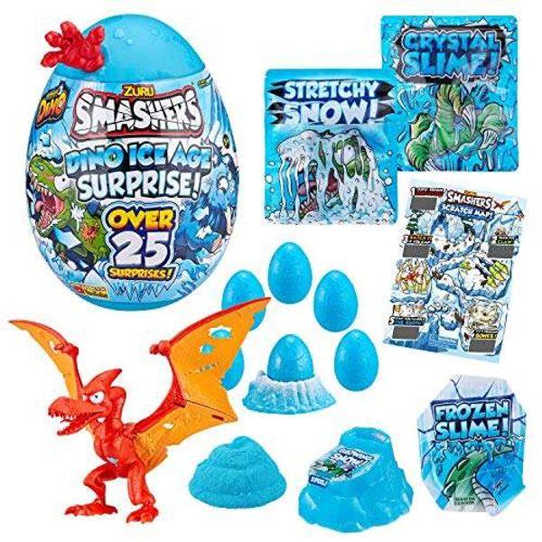 Save 46% - ZURU SMASHERS 7455B Dino Ice Age Surprise, Giant Egg
