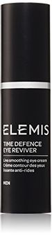 Save 30% - Elemis Time Defence Eye Reviver, Anti-Ageing Eye Cream for Men, 15 ml