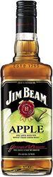 Save £1.00 - Jim Beam Apple Bourbon Whiskey Liqueur, 70 cl