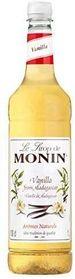 Save £1.19 - MONIN Premium Vanilla Syrup 1 L